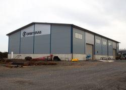 Teollisuushalli 06