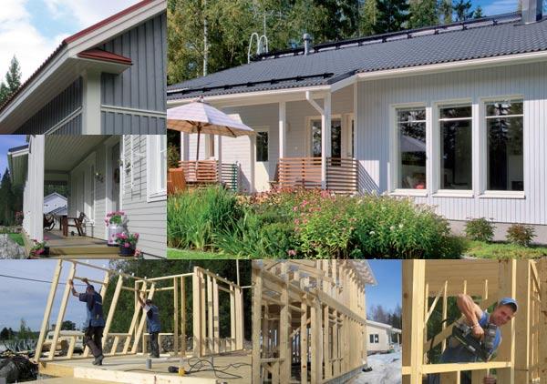 Edustusliike Ilkka Häkli, rakennustarvikkeet ja -palvelut pienrakentajille.